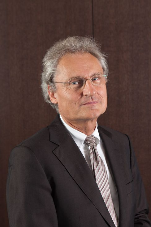 """Henning Kagermann: """"Wir brauchen den Dialog zwischen Wirtschaft, Wissenschaft und Politik."""""""
