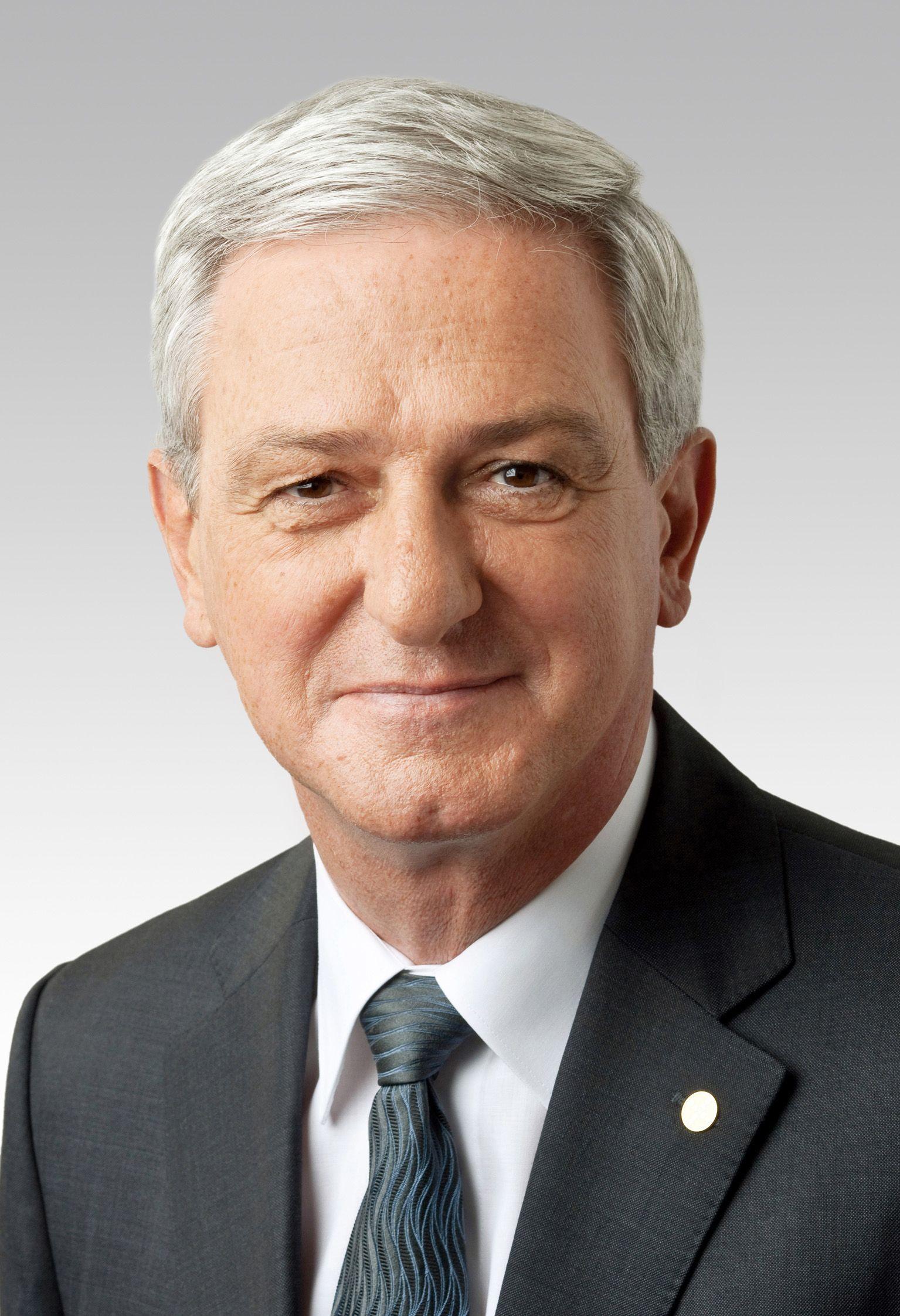 Dr. Jörg Reinhardt / Bayer AG