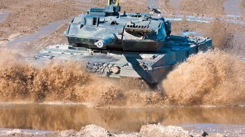 Saudis wollen Leopard 2: Waffenexporte nach Saudi-Arabien sind in hohem Maße umstritten