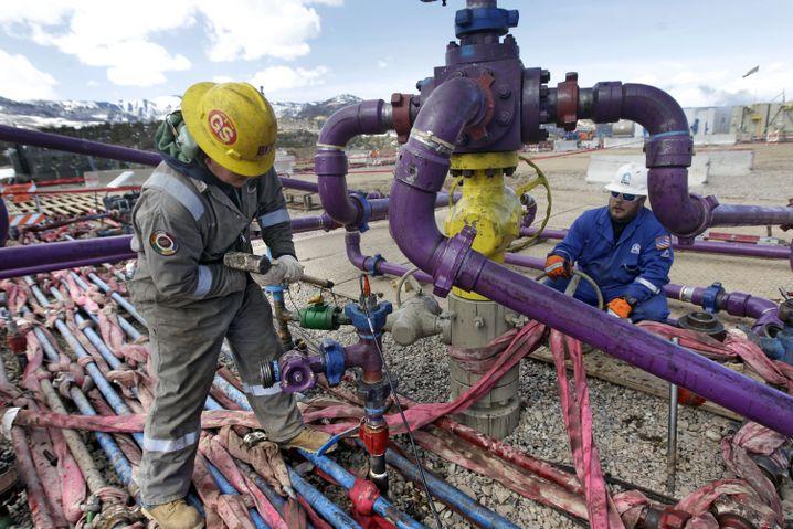 Förderung von Schiefergas in Colorado: Die USA fluten den Markt mit Billig-Gas