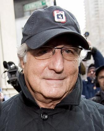 """Bernard Madoff: """"Noch 200 bis 300 Millionen dollar übrig"""""""