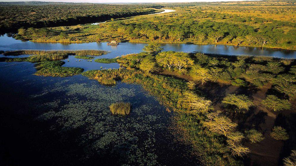Entdeckerzeit: Das Okavango-Delta in Botswana