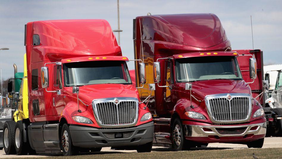 Navistar-Super-Truck: Die Truck- und Bus-Tochter Traton von Volkswagen will die erste große Übernahme nach dem Börsengang stemmen und den US-Lkw-Hersteller Navistar ganz übernehmen