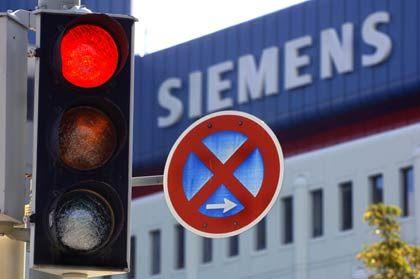 Alle Zeichen auf Rot: Siemens SBS geht es schlechter als gedacht