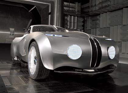 BMW Concept Coupé Mille Miglia 2006: Definitiv ein Einzelstück