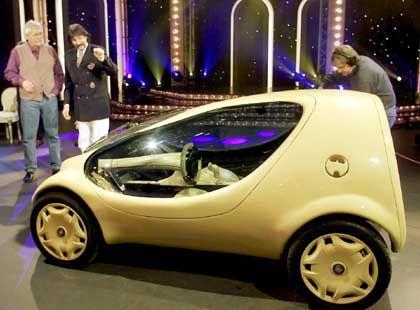 Colanis Kleinwagen: Verbrauch von zwei Litern auf 100 Kilometern