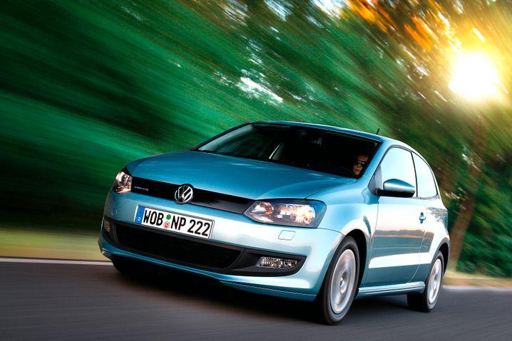 VW Polo: In seinem Segment ist der Kleinwagen König