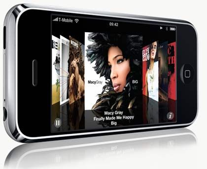 Objekt der Begierde: Auch Vodafone will das iPhone verkaufen dürfen