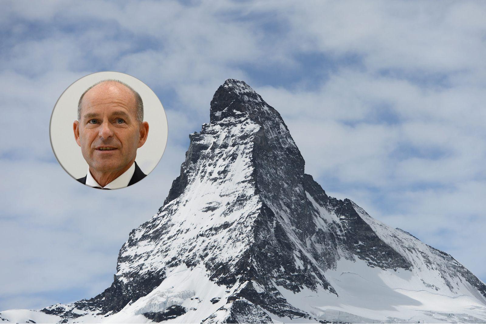 KOMBO Matterhorn / Karl-Erivan Haub