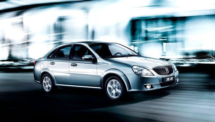 Weltgrößter Automarkt: Die 15 Lieblingsautos der Chinesen