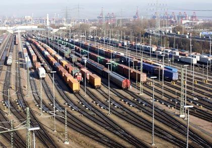 Stillgestanden: Das Eisenbahn-Bundesamt will 100.000 Güterwaggons überprüfen