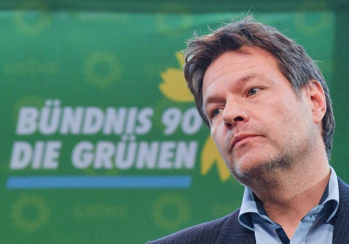 Abschied von Twitter und Facebook: Grünen-Chef Robert Habeck