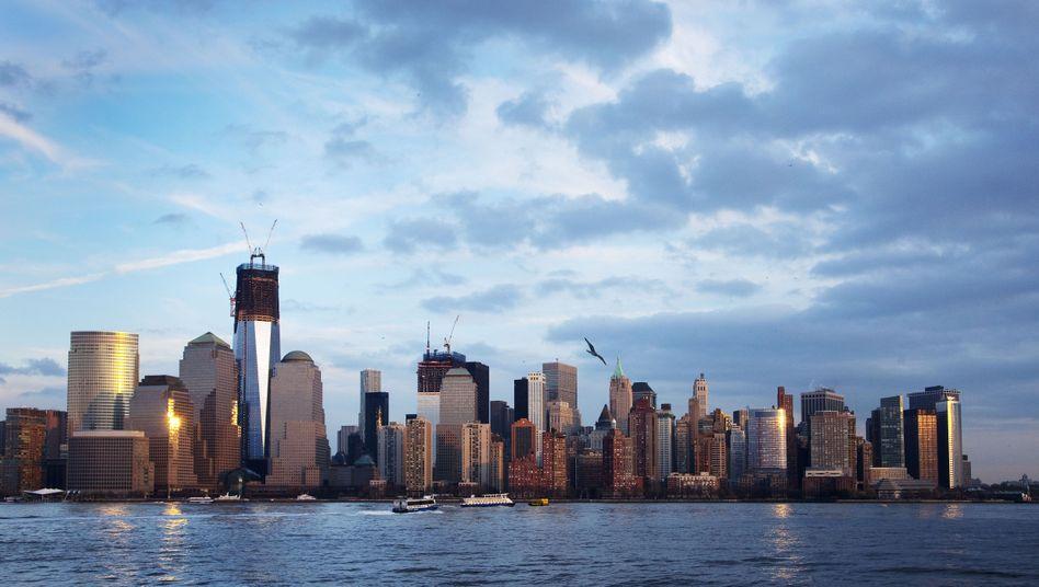 New York City: Leblosigkeit im Zentrum des Kapitalismus