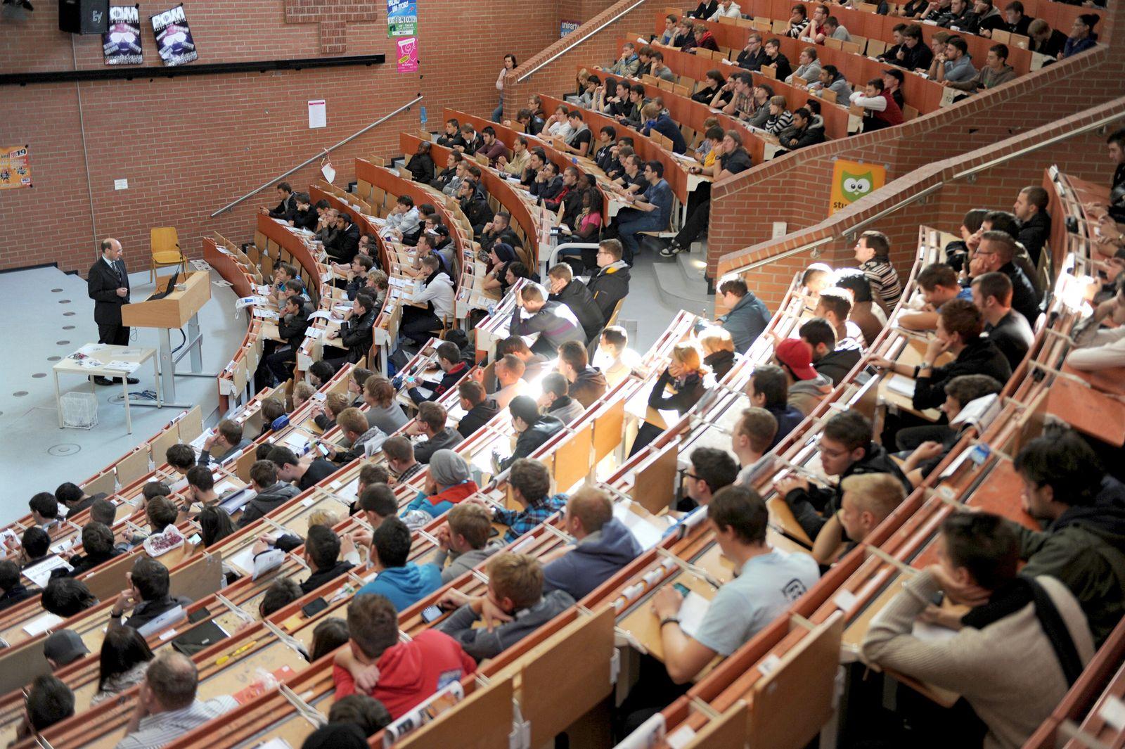 Studenten Hörsaal