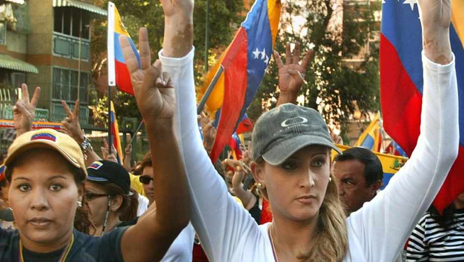 Demonstrationen in Venezuela: Das Land ist praktisch pleite, China hat alte Kreditlinien verlängert