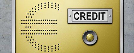 Kredit einmal drücken, bitte: Die Regierung will den Banken Beine machen
