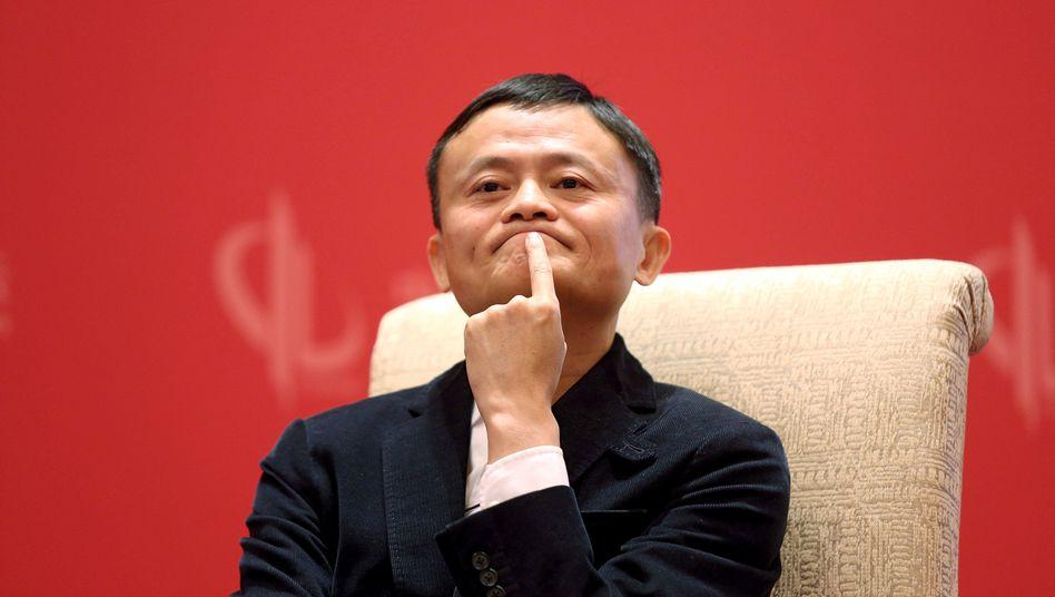 Alibaba-Gründer Jack Ma hat die Zweitnotierung in Hongkong verschoben. Offenbar will der Milliardär Peking nicht verärgern