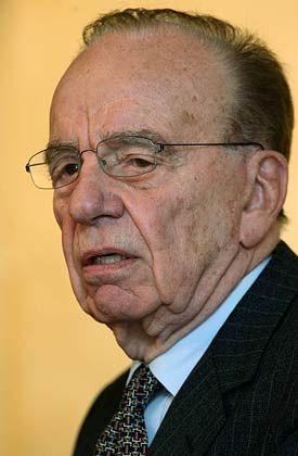 Medienmogul Murdoch: Will er Reuters kaufen?