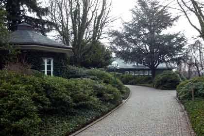 Villa auf dem Annaberg von Chantal Grundig: Ex-Präsident Schewardnadse möglicher neuer Besitzer?