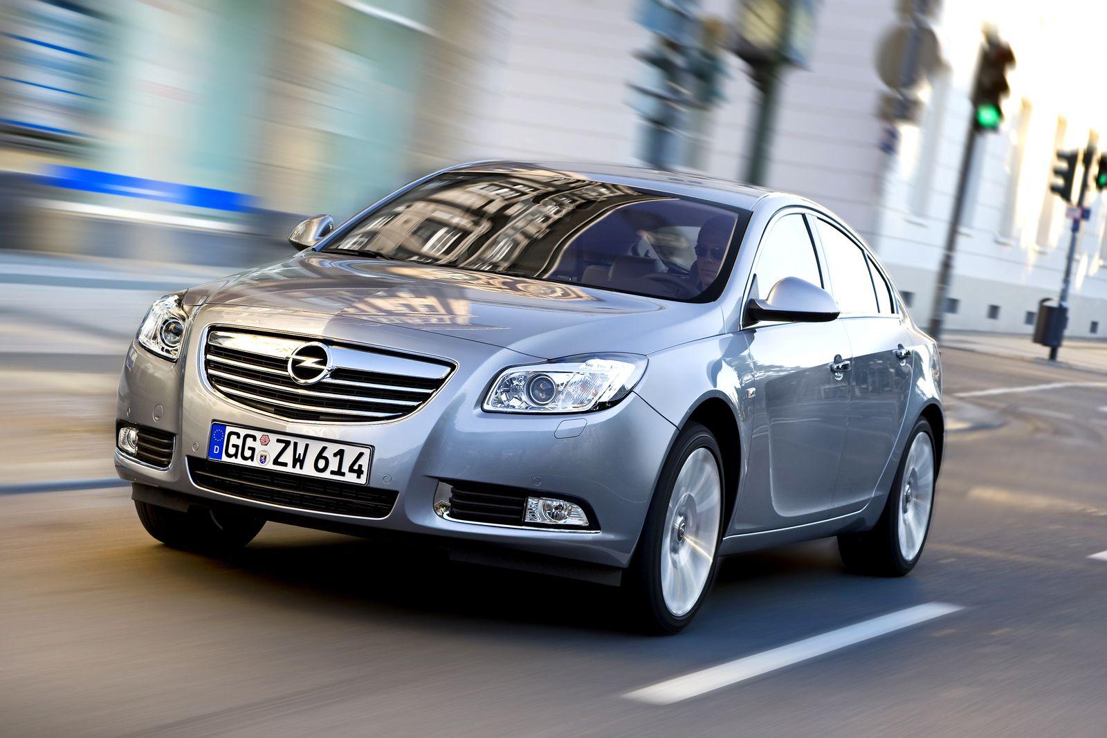 Opel Insignia 2008 BIGA