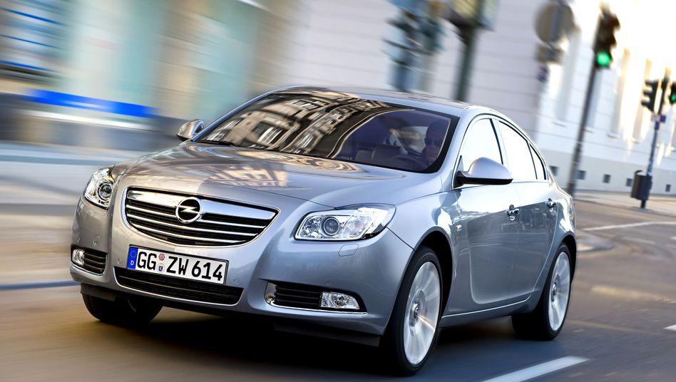 Opel Insignia: Hat Opel ein Imageproblem?