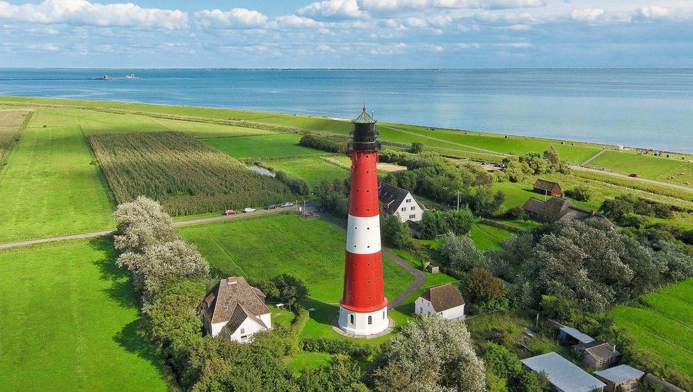 Nordseeinseln von Sylt bis Borkum: Schönen Urlaub im Meer