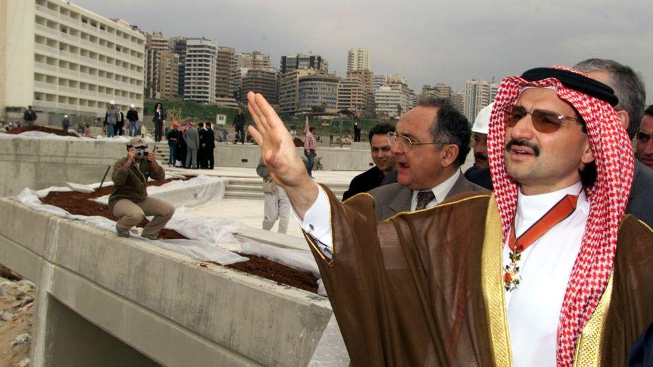 Twitter-Freund: Prinz Alwaleed bin Talal