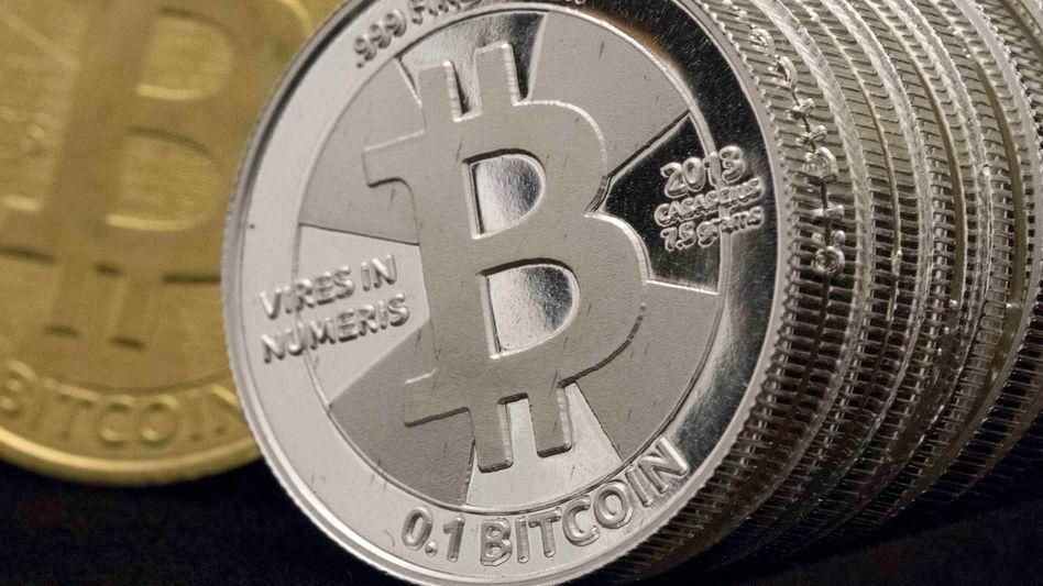Bitcoin: Die Kryptowährung hat am Freitag zu einer Erholung angesetzt