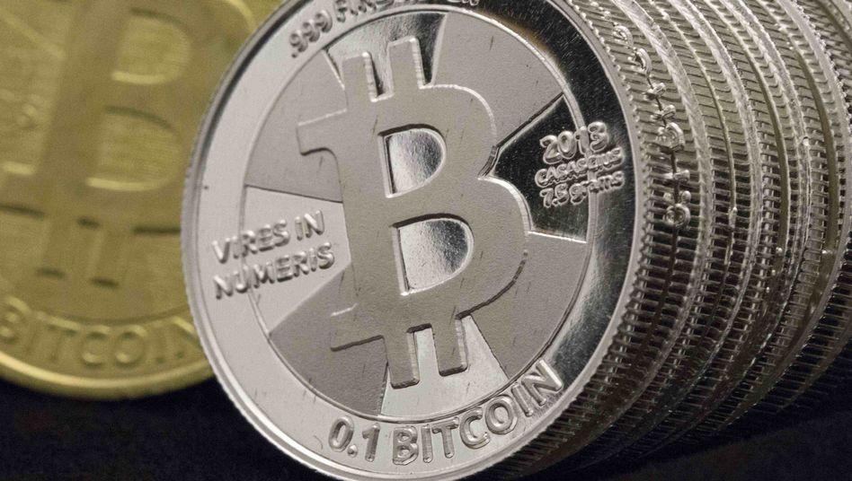 Bitcoin: Die Kryptowährung nimmt wieder die Marke von 40.000 US-Dollar in den Blick