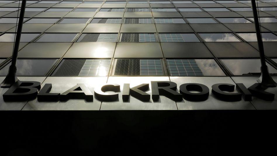 Zentrale des Vermögensverwalters Blackrock in New York