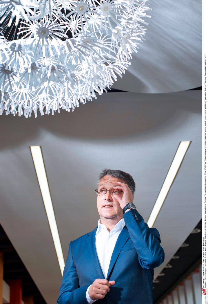 Abos für 100.000 Euro: Verkaufstalent Gabor Steingart