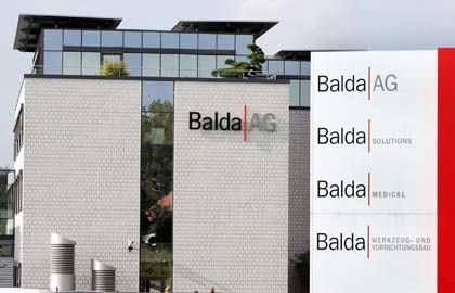 Schwarze Zahlen im Blick: Im Gesamtjahr will Balda profitabel sein