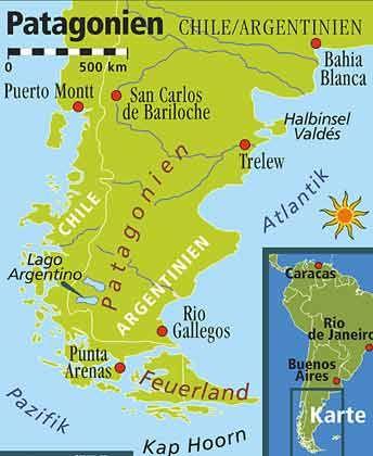 Eisiges Mus: Der Nationalpark Los Glaciares mit dem Fitzroy und dem Gletscher Perito Moreno liegt im argentinischen Ostpatagonien