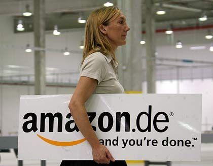 Vorteil Auswahl: Internethändler wie Amazon können auch selten nachgefragte Produkte anbieten