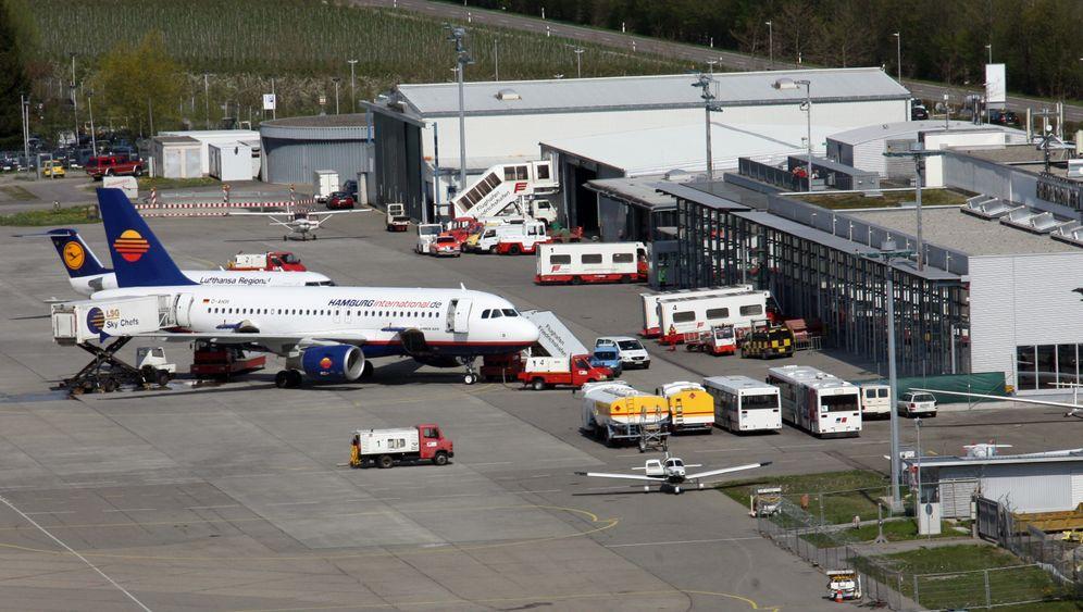Germania-Pleite: Diese Flughäfen sind betroffen