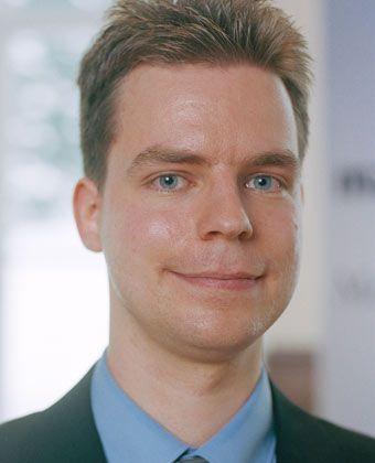 """Ehrgeiz geweckt"": Sebastian Serfas, BWL-Student, 4. Preis"