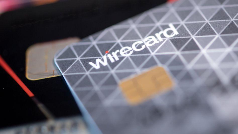 Zahlungsabwickler Wirecard