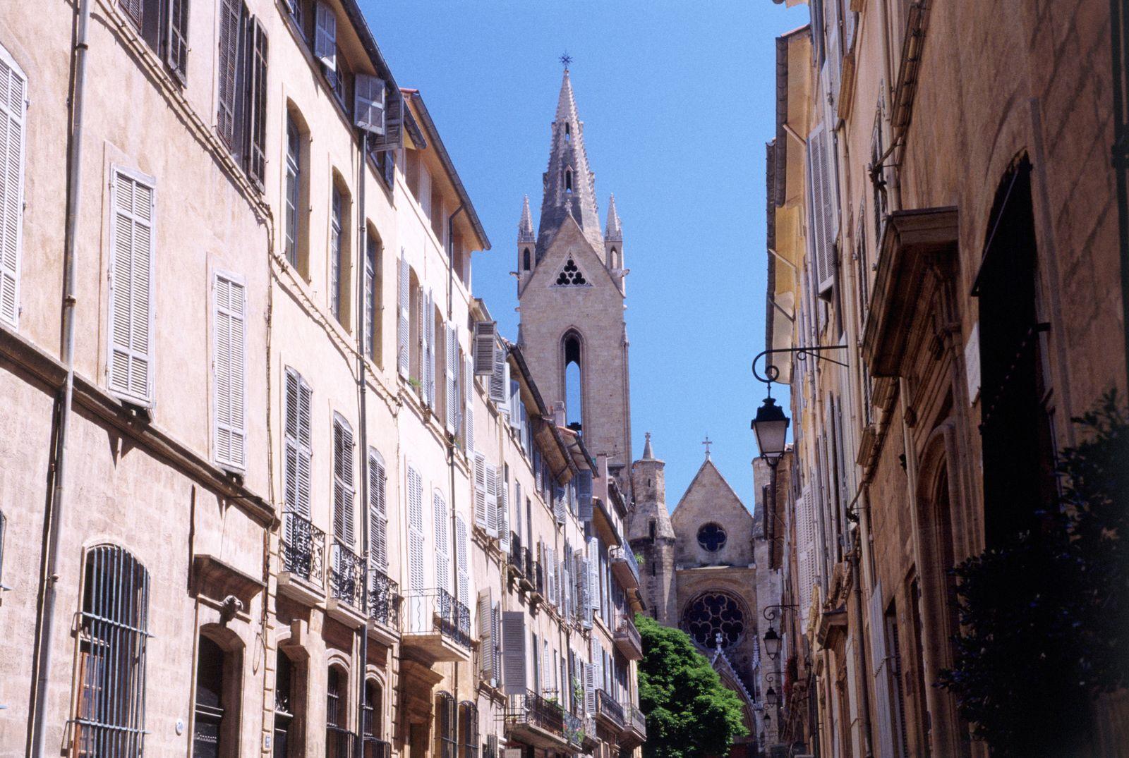 NICHT MEHR VERWENDEN! - Aix-en-Provence