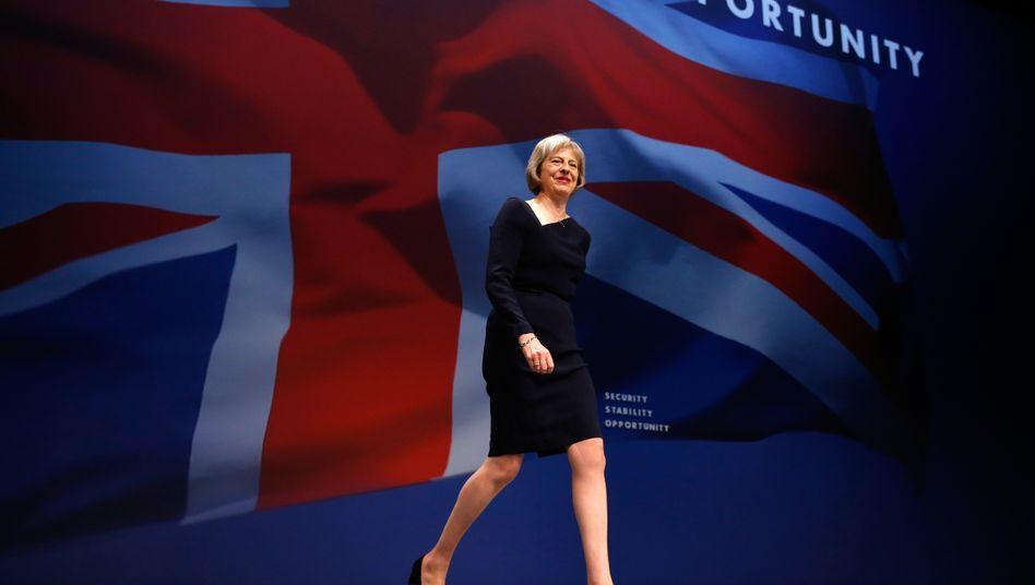 """Britanniens neue Regierungschefin Theresa May: """"One Nation conservatism"""" als Leitbild"""