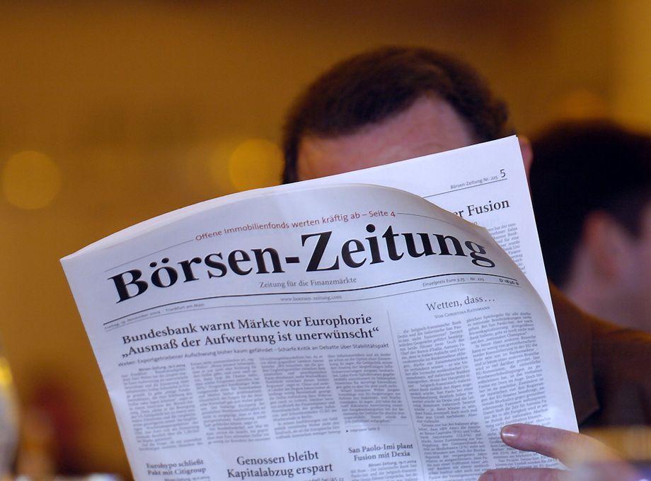 Die Börsenzeitung