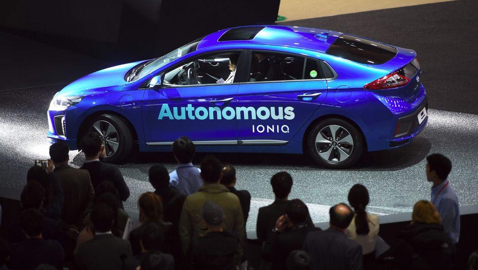 Fahren ohne Fahrer: Apple will sich auf autonome Fahrsysteme konzentrieren und das Bauen von Autos anderen überlassen