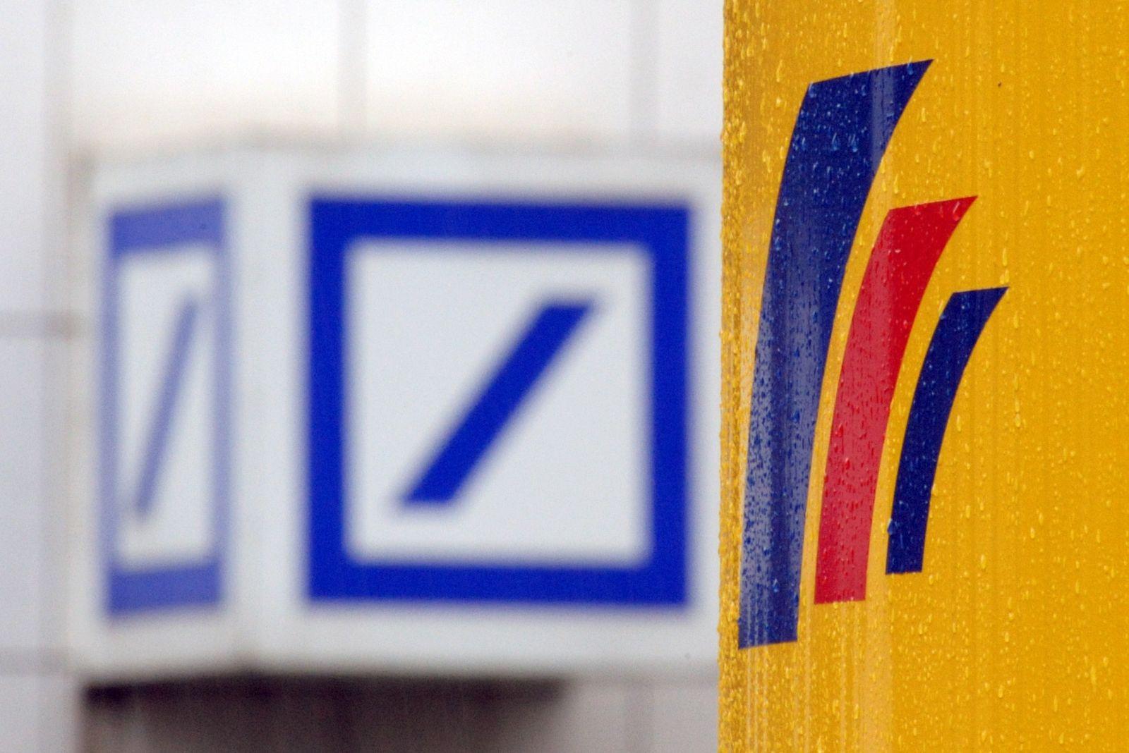 Deutsche Bank/ Postbank / Logo
