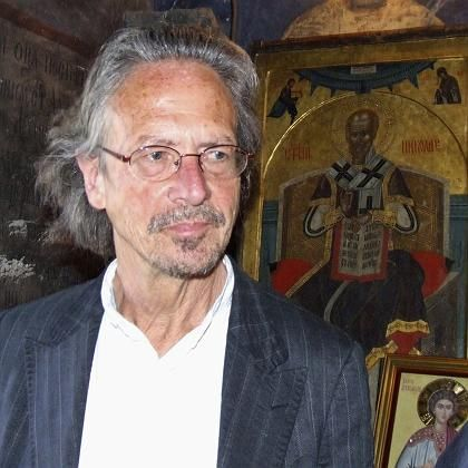 Autor Peter Handke: Befreundet mit Verleger Hubert Burda