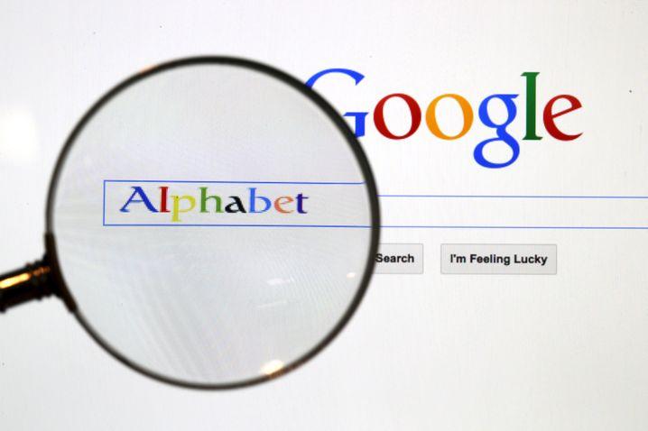 """Ebenfalls gesperrt: Die weltgrößte Suchmaschine Google. """"Googeln"""" müsste in China eigentlich """"baiduen"""" heißen, denn ..."""