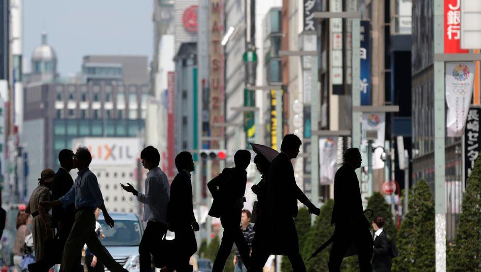 Wieder Wachstum: Die künstliche Yen-Schwäche verhilft Japans Wirtschaft zum Erfolg