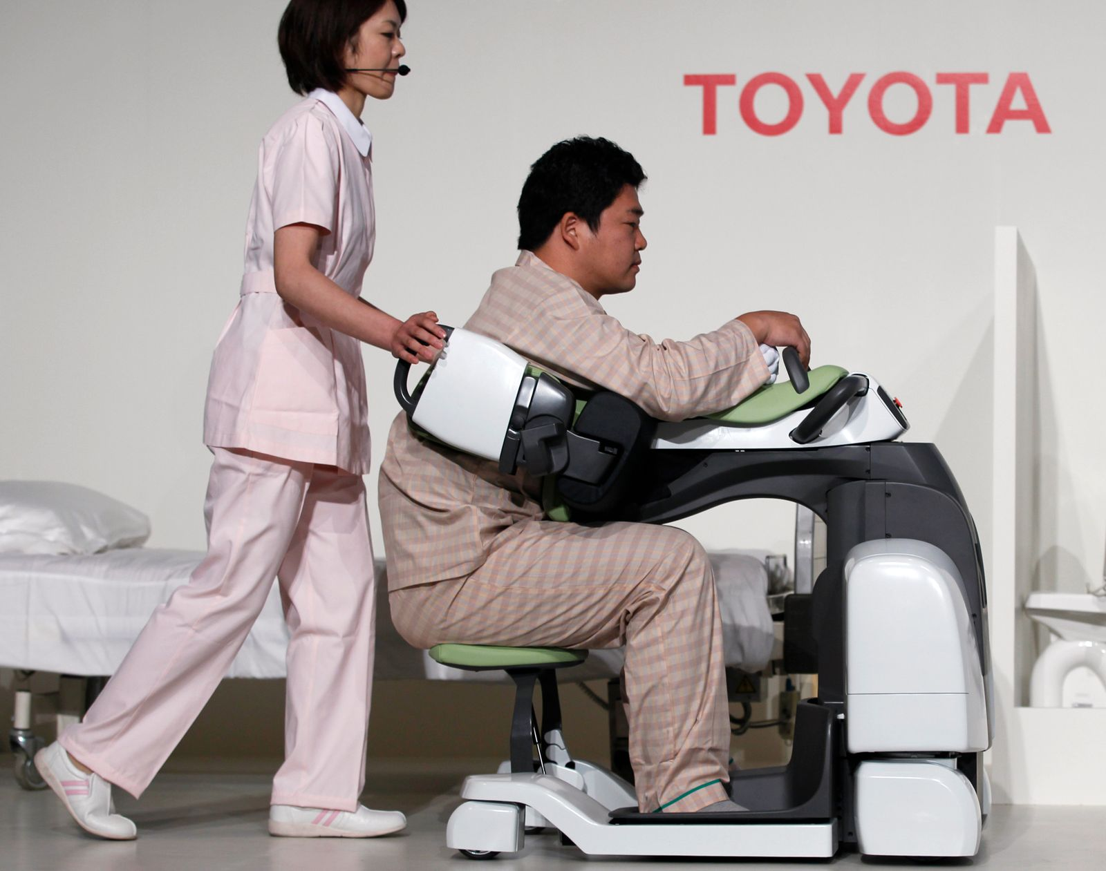 Toyota / Roboter / Assistenzroboter