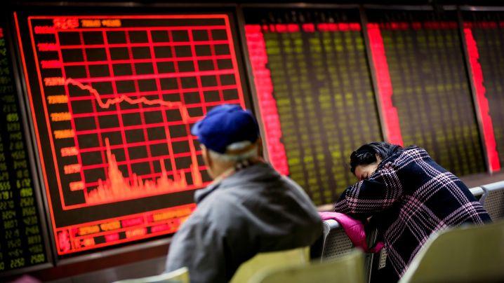 Turbulenzen an den Finanzmärkten: Warum plötzlich wieder alle auf Gold schauen