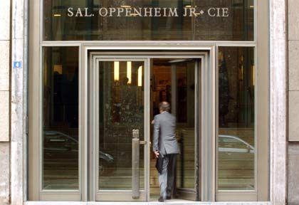 Tür geöffnet: Sal. Oppenheim bildet Partnerschaft für das Geschäft mit Übernahmen und Fusionen