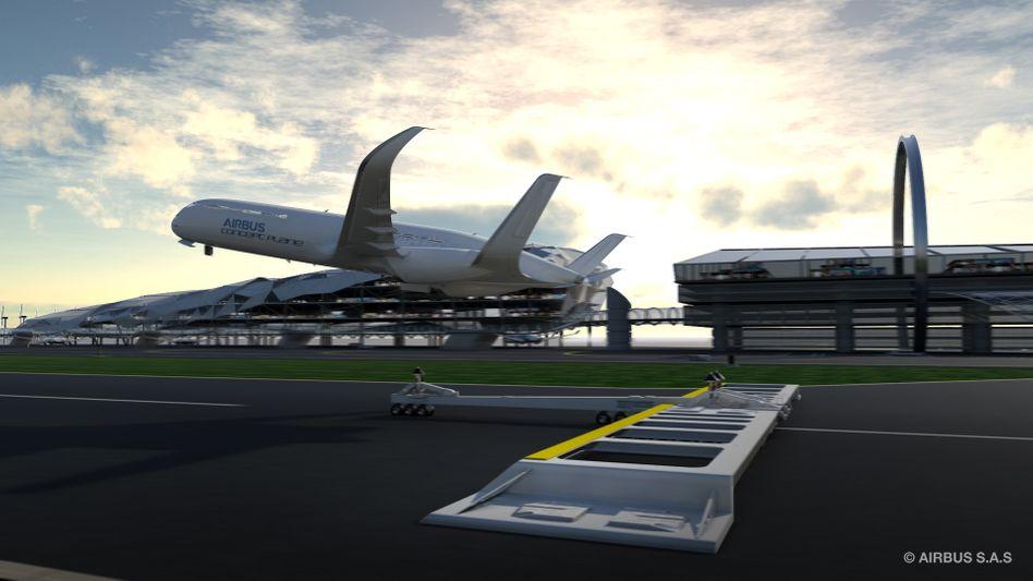 Airbus Zukunftsvision: Mehr Auslieferungen im neuen Jahr 2013