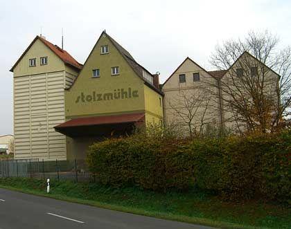 """Stolzmühle in Prichsenstadt: Ein """"Pfenningsgeschäftle"""" - doch die Glos GmbH ist weiterhin aktiv"""